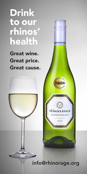 Vergelegen Sauvignon Blanc South Africa 2012